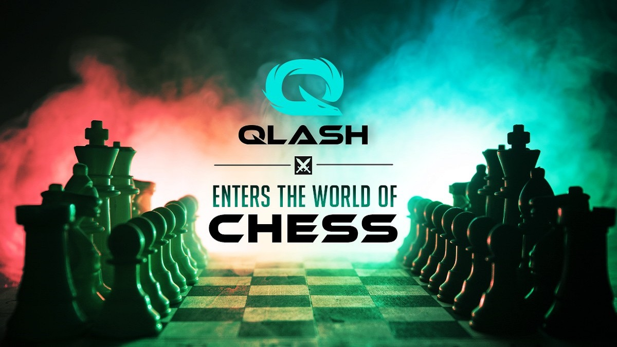 QLASH Luca Pagano esports scacchi