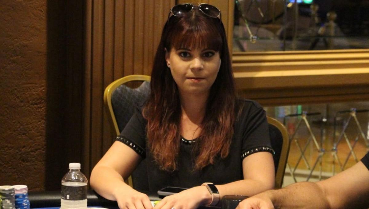 Annette Obrestad donne poker