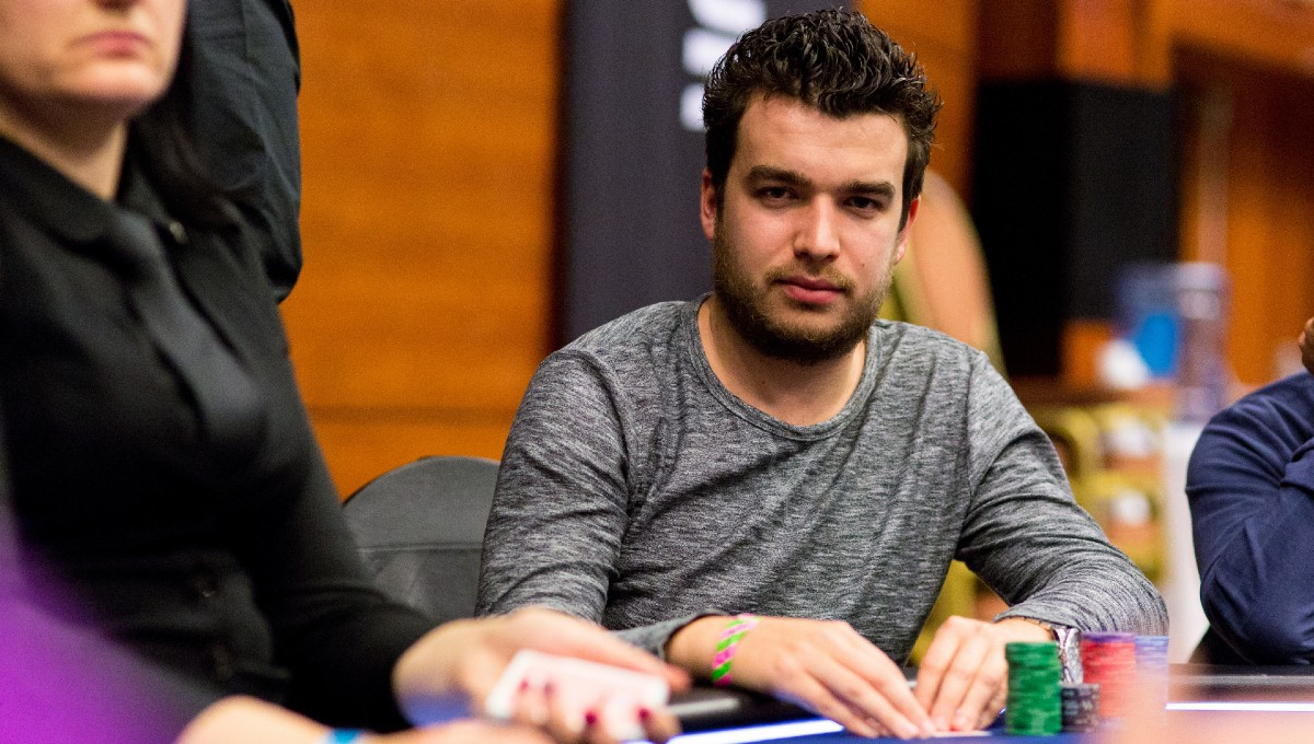 Chris Moorman poker online
