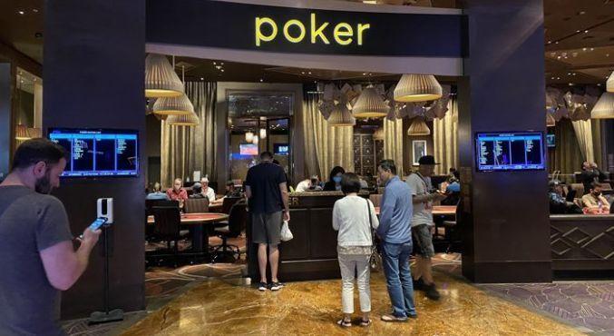 La Poker Room dell'Aria