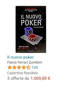 Il Nuovo Poker Zumbini a mille euro