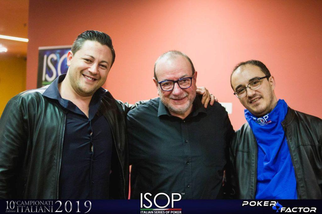 Dario De Toffoli, Andrea Sorrentino, Lala Olsi
