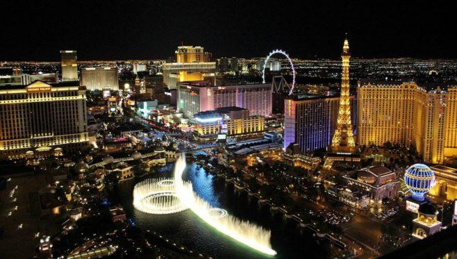 Poker room Las Vegas