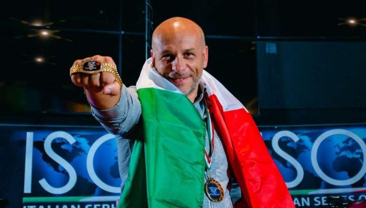 Danilo albis72 Donnini Courtesy ISOP
