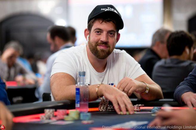 Luke Schwartz Courtesy PokerNews