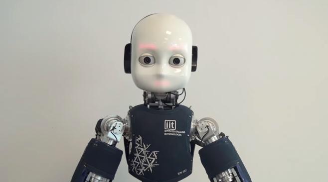 Robot iCub