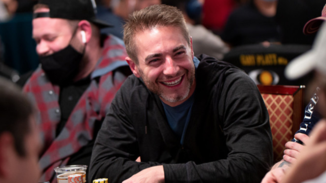 Chance Kornuth Pokernews & Danny Maxwell