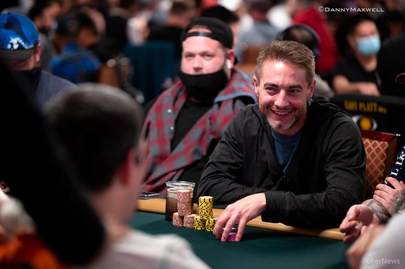Chance Kornuth-Courtesy Pokernews & Danny Maxwell-