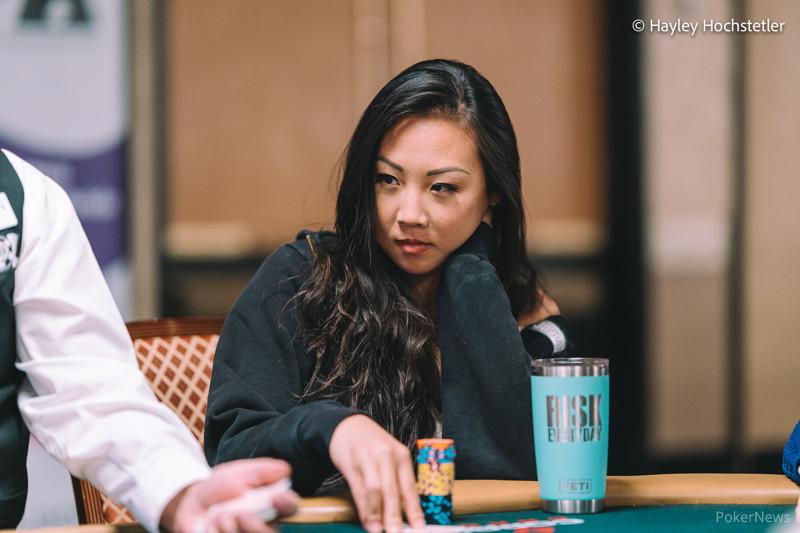 Kristy Arnett Courtesy Pokernews & Hayley Hochstetler