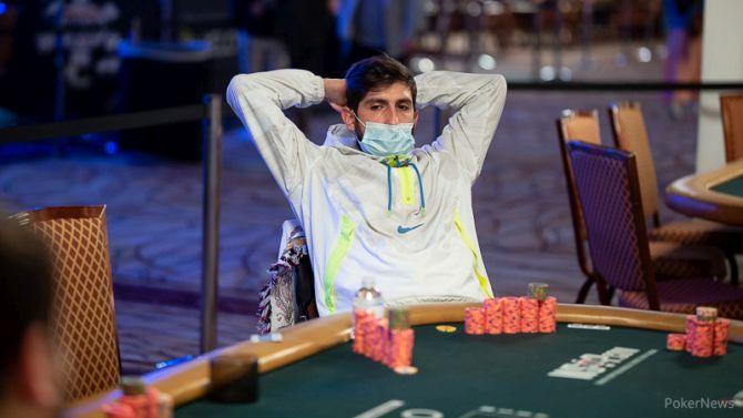 Luigi Curcio Courtesy Pokernews & Danny Maxwell Homepage