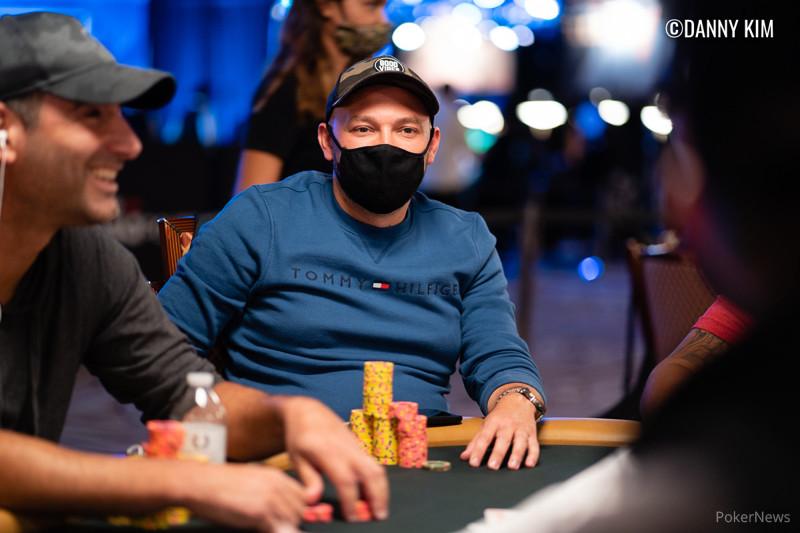 Maurizio Melara Courtesy Pokernews & Danny Kim