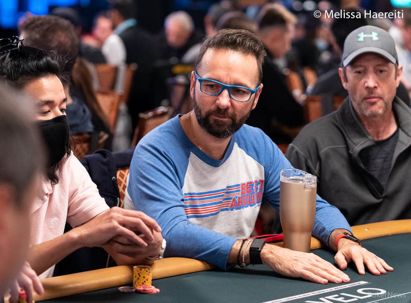 Daniel Negreanu (milik Melissa Haereiti - Pokernews)