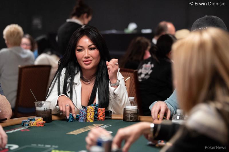 Lili Kiletto (courtesy of Erwin Dionisio - PokerNews)