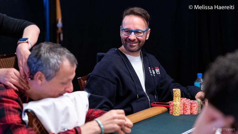 Daniel Negreanu (courtesy of Melissa Hereiti - PokerNews)