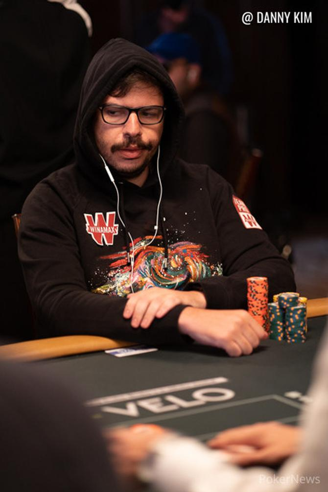 Mustapha Kanit (milik Danny Kim - Pokernews)
