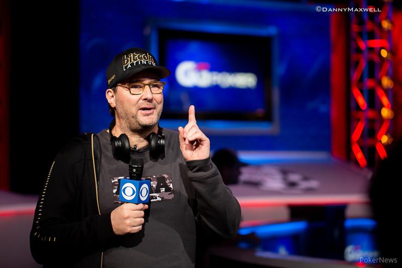 Phil Hellmuth, qui intervistato da PokerNews dopo il 10k Stud delle WSOP 2021