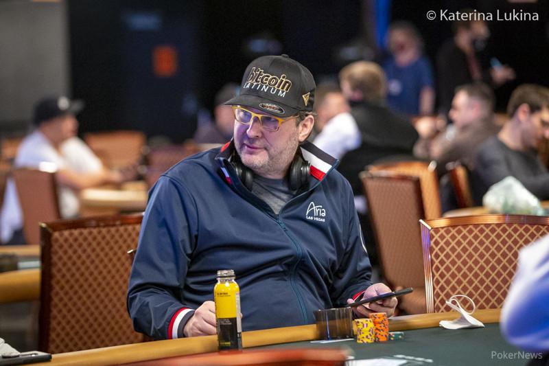 Phil Hellmuth (milik Katerina Lukina - Pokernews)